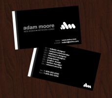 Business Card 002 by elusive