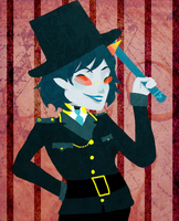 Regency Terezi by mousiki