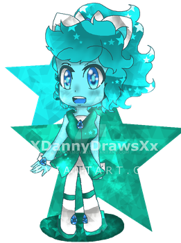 +.:Aquamarine:.+ []ART TRADE[] by LordAwesumDanny