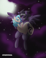 Heart and Hooves Day - Magical Night by BOAStudio