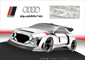Audi-Sport Quattro RS 003 Rally Concept (Final 1) by CrivBlock