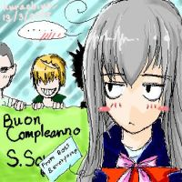 KHR-Buon Compleanno S.Squalo by Inachime