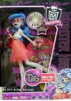 Ghoulia DotD Doll by mh-maria
