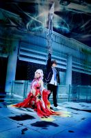 [GUILTYCROWN] by CkTakoyaki