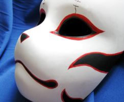 ANBU Mask 1 by Mishutka