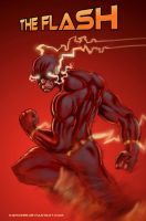 The flash colors by xavor85
