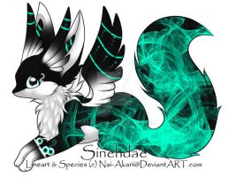 Sinehdae Adoptable ~ by BiahAdopts