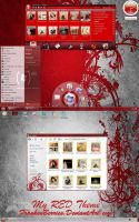 My RED Theme by FrankenBerries