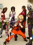 Naruto AU: Cosplay by dreams-celestial