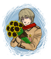 Sunflowers by iAlly