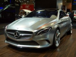 CIAS 2013 - Mercedes-Benz Style Coupe Concept  by UserNet
