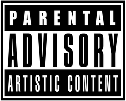 Parental Advisory ID by damndirtyape