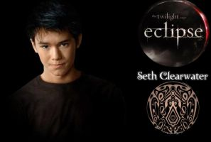 seth clearwater wallpaper by mistake-SS