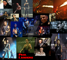 Paul Landers Collage by Animelovinggirl14