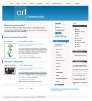art-community by mycreativework