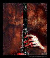 Death by Clarinet. by Death-by-Clarinet