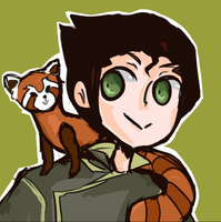 BOLIN AND PABU by mallowboo