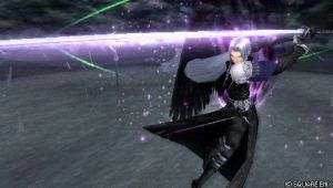 Dissidia Screen Shot Sephiroth by Ghost-of-Shoichi