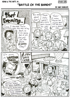 Battle of the Bands pt. 25 by hankinstein