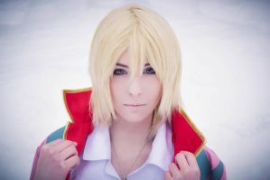 Howl Pendragon : The Heart by H-IBIKI