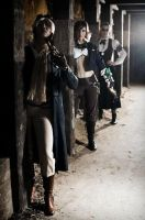Steampunk: The Crew by echoing-artemis