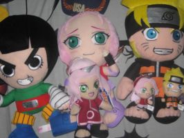 NewMembers to PlushDollFamily by Finny-KunGoddess