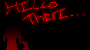 Hello there 2 by BloodMonster2