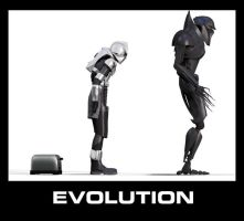 Evolution by grenadeh