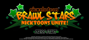 Nicktoon Brawl Stars Fake Intro Screen by NewEraOutlaw