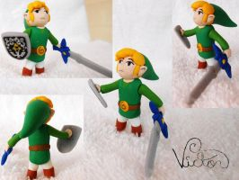 Toon Link by VictorCustomizer
