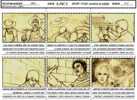 LifeForce Animated storyboard 1-1 by vocaltaffy