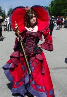 Queen of Hearts by chipface-zero