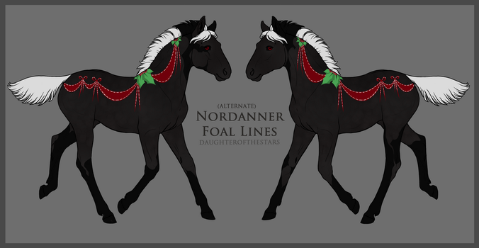 A3856 DWS Bells of Krampus design holder by EmeraldTheWolf