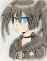Black Rock Shooter by Usachii