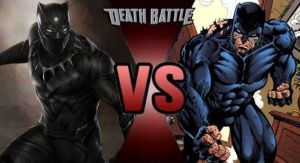 Black Panther vs WildCat by FEVG620