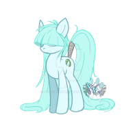Dew Pony C: by AoiFoxtrot