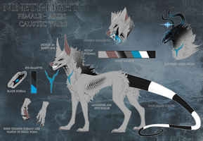 Updated Ref 98 :: NAGA by GrimHalo