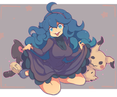 Hex Maniac! by BossDoki