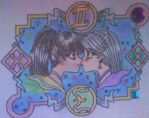 Sailor Ene x Sailor Pollux ACEO .Contest. by SailorLunarAngel