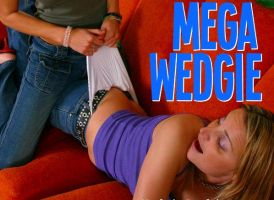 Mega Wedgie by Jonathan606
