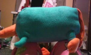 Perry the Platypus by bonniea423