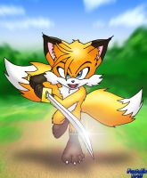 Tails? by FoxTails