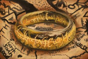 One Ring To Rule Them All by butterzscotch