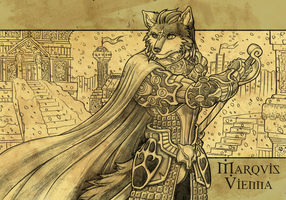 Kylfu commision: Marquis Vienna by Ja-The-Shadow-Hunter