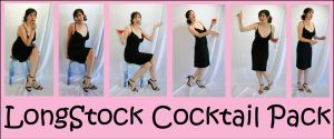 Cocktail Dress Pack by LongStock