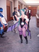 AWA 2012 Morrigan by KittyChanBB