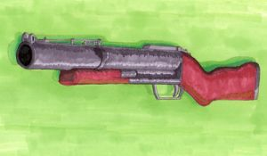 M79 grenade launcher by kyletwilight