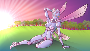 - Sexy Fairy Bot - by FelipeChoque