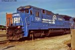 Conrail 5088 CLS 4-1-96 by eyepilot13