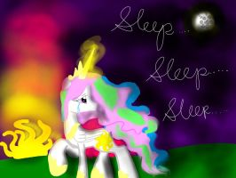 Lullaby for a Princess by DemPonyGirlz